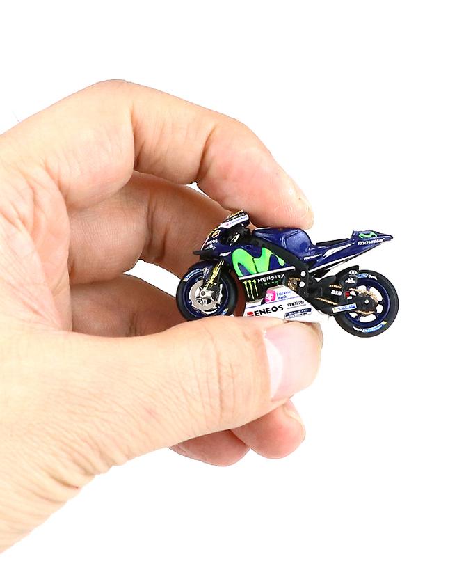 スパーク ロッシ、ビニャーレス 1/43motoGPバイクモデルカー入荷