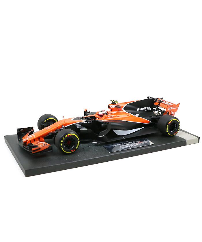 ミニチャンプス マクラーレン、ハース、ウィリアムズ2017 他モデルカー入荷