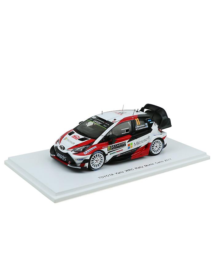 スパーク TOYOTA GAZOO RACING WRC、LeManモデルカー入荷