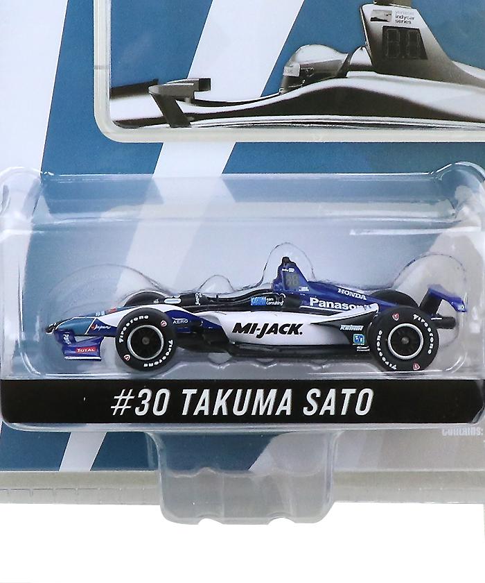 佐藤琢磨 レイホールレーシング 2018インディ モデルカー入荷