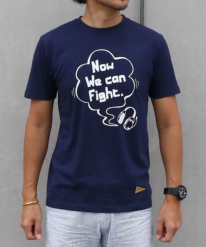PUM'S 『 We can Fight 』 Tシャツ入荷