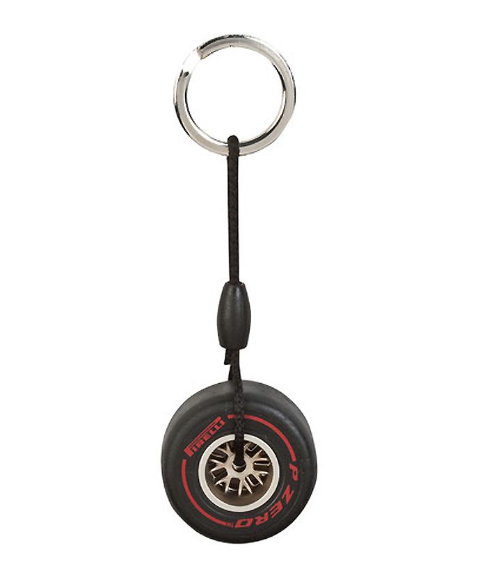 Pirelli (ピレリ) タイヤキーリング再入荷!そして待望の新色のパープル(ウルトラソフトタイヤ)が登場!