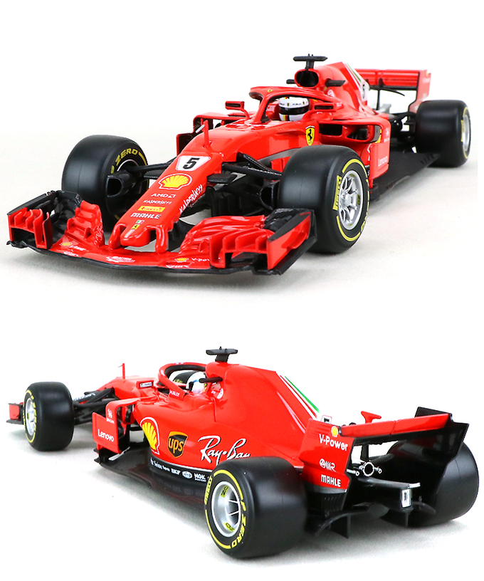 フェラーリ F1 2018年 モデルカー 各種入荷!