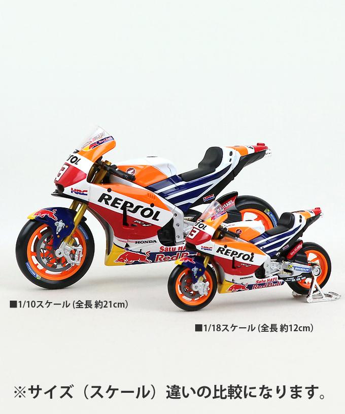 マルク・マルケス motoGP 2017 モデルカー入荷!