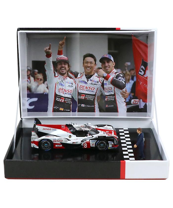 TOYOTA GAZOO Racing ル・マン優勝記念モデルカー入荷