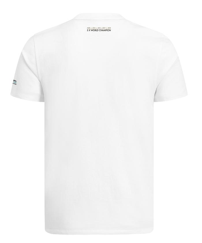 ハミルトン 2018ワールドチャンピオン記念Tシャツ