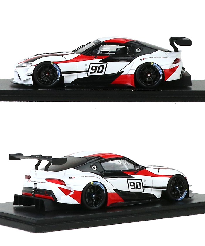 TOYOTA GAZOO Racing  GR スープラ レーシング コンセプト