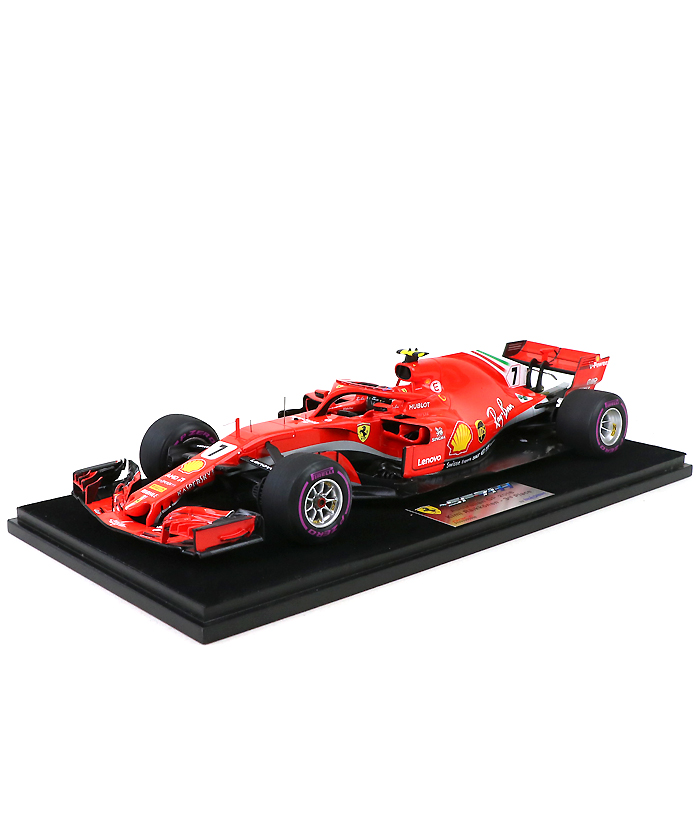 フェラーリ、レッドブル、ザウバー2018年 モデルカー各種入荷