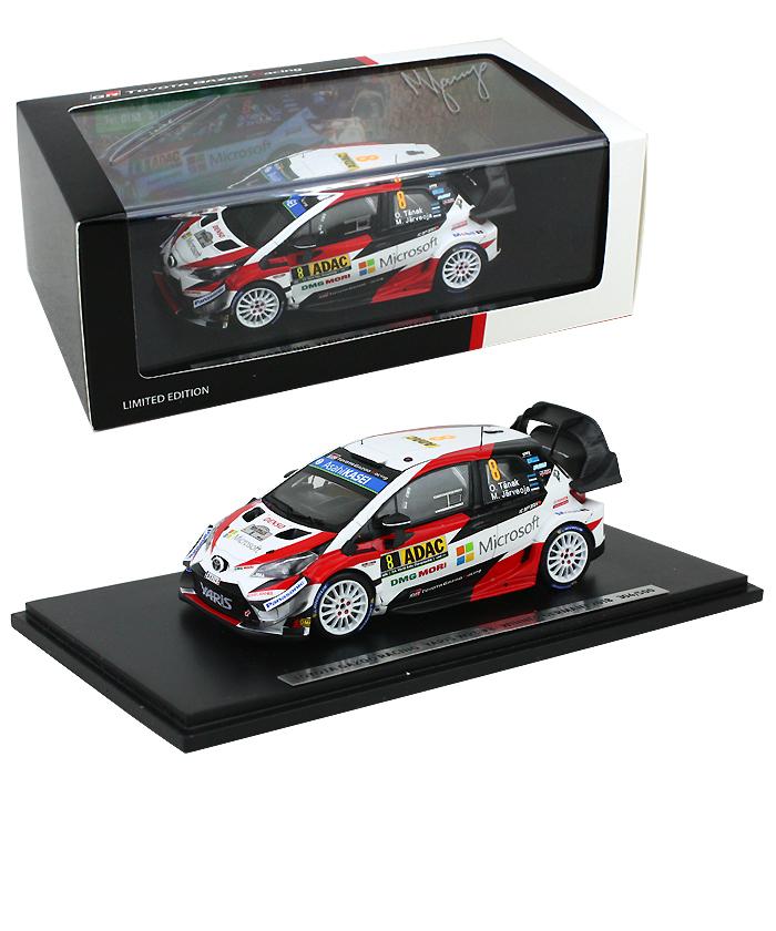 TGR別注 WRCラリーチャンピオンセット入荷