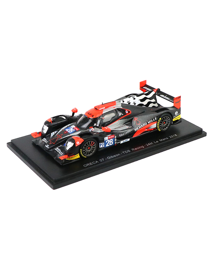 スパーク リジェ、シャドー F1関連、アストン ルマンモデルカー入荷