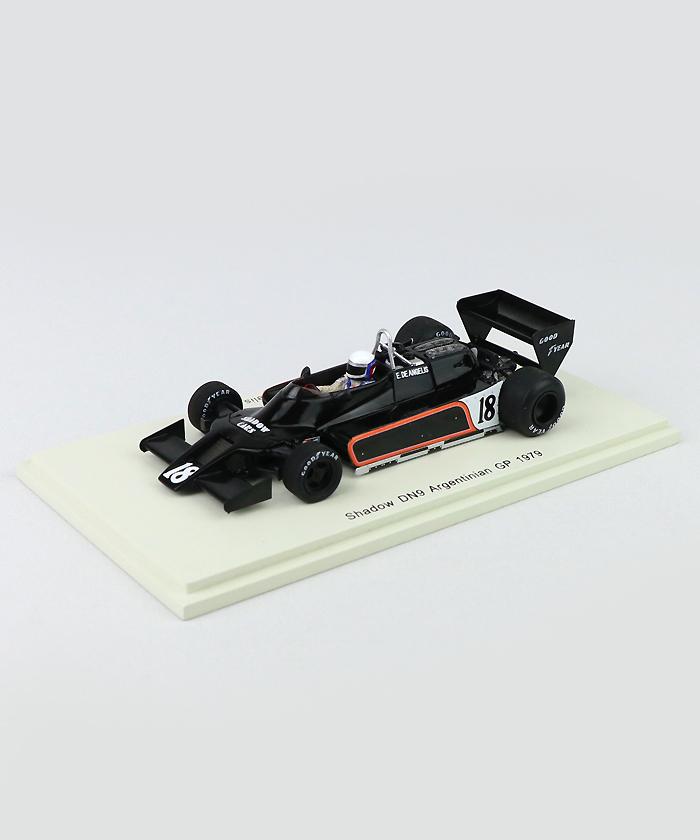 スパーク ロータス、シャドーF1モデルカー入荷