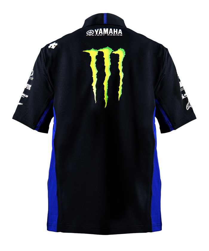 Monster Energy Yamaha MotoGPチームウェア入荷