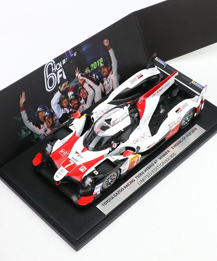 TOYOTA GAZOO Racing別注 スパーク 1/43スケール TOYOTA GAZOO Racing